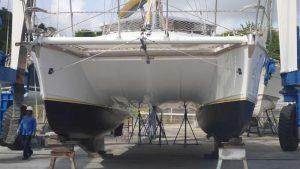 P1040118-Unterwasserschiff Sameera schwarz-klein